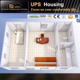 Camera prefabbricata mobile con le attrezzature della stanza da bagno