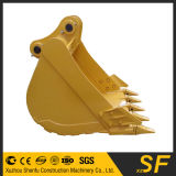 Ведро стандарта частей машинного оборудования землечерпалки