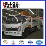 De Kraan van de Vrachtwagen van de Kraan van de Lichte Vrachtwagen van Sinotruk 4X2 8ton voor Verkoop