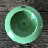 Бак цветастой летающей тарелки керамический