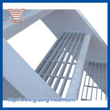 Проступи лестницы/гальванизированная решетка стали