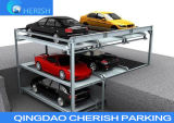 지하 1개의 Overground 2 지면 자동적인 수수께끼 차 주차 시스템