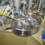 Couverture de trou d'homme extérieure ronde sanitaire de réservoir d'acier inoxydable avec de la pression
