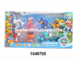 """Кукла животного пластмассы 5-5.5 игрушек малышей новизны """" установленная Toys (1049706)"""