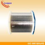 Alambre eléctrico de la aleación de níquel del alambre NiCr7030 de la calefacción