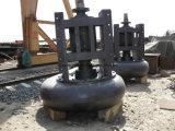 鉱山のための頑丈なカッターの吸引の砂の浚渫船ポンプ装置