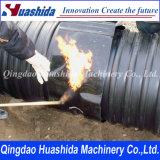 Soldadura de tuberías de plástico termocontraíble conjunta