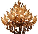 Candelabro de cristal moderno da decoração de Swarovski, lâmpada pH370 do dispositivo elétrico