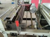Dual o saco automático cheio da selagem da parte inferior do t-shirt da movimentação que faz a máquina