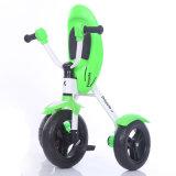 Miúdos Foldable 3 modelos novos do triciclo da roda