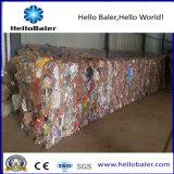 PLC het In balen verpakken van het Schroot van het Papierafval van de Controle Machine