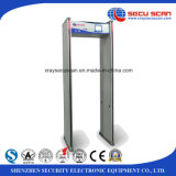 Metal detector Supplier di Through della camminata per Hotels, Embassy