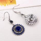 Form-böhmische alte Schmucksache-Sonnenblume-Form-Legierungs-Ohrringe für Frauen