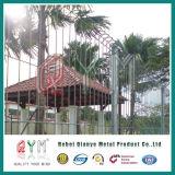 2.4m Höhe galvanisierte Sicherheit Brc Fechten/Rollenoberseite-Draht-Zaun