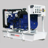 450kVA 360kw Soundproof Diesel Generator Set con Perkins Engine