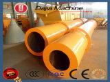 肥料装置の回転式ドラム造粒機