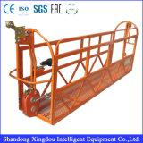 Plate-forme tournante de levage de plate-forme de levage de poids de plate-forme de gondole de construction de slogan de qualité