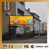 Mur polychrome extérieur imperméable à l'eau de vidéo d'Afficheur LED de P10mm SMD3535