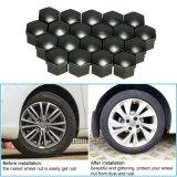 protezioni di bullone di plastica del mozzo dell'automobile 20PCS per i ricambi auto