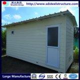 Casas prefabricadas de encargo modernas del bajo costo para la venta