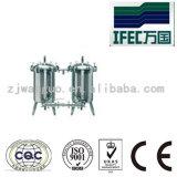Filtre de double d'acier inoxydable de Saitary (IFEC-DF100012)