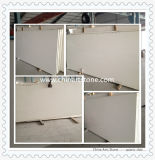 Чисто белый кварц сляба для Countertop и плитки инженерства