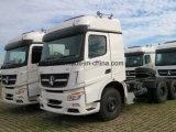 6x4 Beiben V3のトレーラトラックか真新しい北のベンツのトラクターのトラック