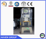 Máquina neumática de la prensa de C de la garganta profunda de acero del marco