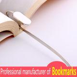 Bookmarker in bianco della lega del metallo placcato argento per Gift&#160 promozionale;
