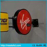 A melhor qualidade que suga a caixa leve dada forma do diodo emissor de luz vácuo acrílico