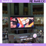 Shopping Plaza Giant Video Wall Écran LED pour publicité d'animation (P6mm)