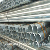 Dipped caldo Galvanized Steel Pipe per Fence Post