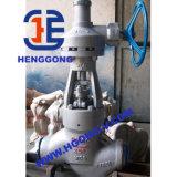 Нержавеющая сталь давления API высокая/сваренный литой сталью нормальный вентиль