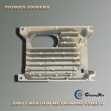 Алюминиевый радиатор заливки формы