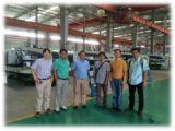 32 Arbeitsplätze CNC-hydraulische Drehkopf-Locher-Presse