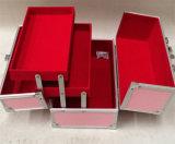 고품질 아름다움 케이스 또는 알루미늄 메이크업 케이스 (HBCM-3602)