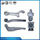 Peças de aço do forjamento do ferro feito do metal do OEM da companhia forjada
