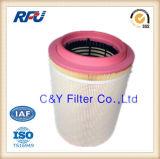 Piezas de automóvil de los filtros de aire para Iveco usado en el carro (2996126, 41270082)
