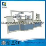Máquina da fonte da fábrica que faz o núcleo da câmara de ar do papel de embalagem Usado no papel higiénico Rolls