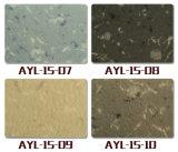 Bevloering van pvc van de Decoratie van de Bevloering van de Plank van de Aard van de fabriek de Houten Vinyl Binnen Gelamineerde