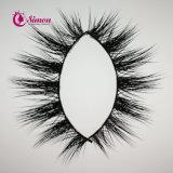 Mix Size Natural Looking Handmade Faux cils pour maquillage de fête