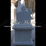 رخاميّة حجارة صوان نصب تذكاريّ أبيض كراره شاهد القبر [مم-002]