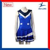 Healongデザイナー染料のカスタム昇華ネットボールのスカート