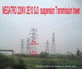 Torretta della trasmissione della sospensione di Megatro 220kv 2e10 Sj3