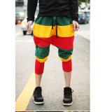 Lo stile di Hip-Hop di modo colora i pantaloni del Harem per la gente