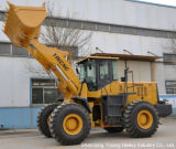 5 ton caricatore della rotella ZL50