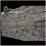 Pierre de culture de placage de pierre de mur empilée par Ledgestone de quartzite de Rose
