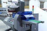 Machine van de Verpakking van de Zak van het Hoofdkussen van het Brood van de hoge snelheid de Automatische