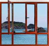 Disegno moderno della finestra di alluminio per la Camera (WJ-0011)