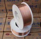 承認されるTUV! MIGワイヤー二酸化炭素の溶接ワイヤEr70s-6